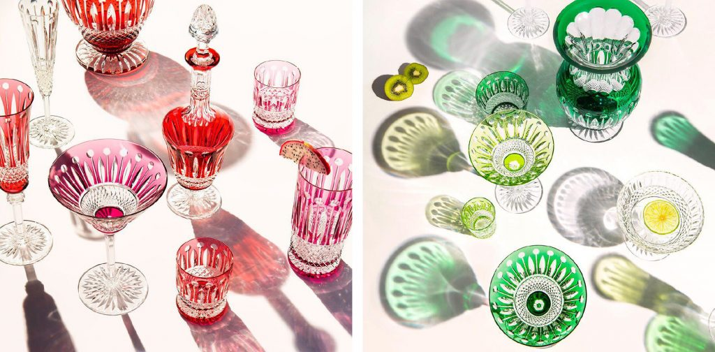 SAINT-LOUIS TOMMY GLASSWARE